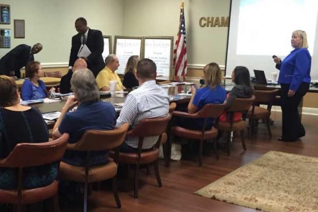 Bay County Chamber Seminar